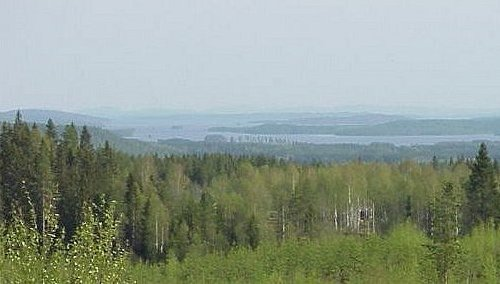 View from Jurttivaara